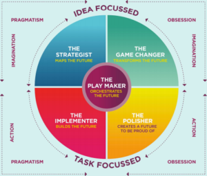 The 5 roles of the Change Maker